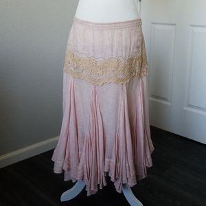 Anthropologie Odille Skirt, Size 10, Rare Find!